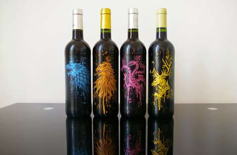 Illustrative Fantasy Wines