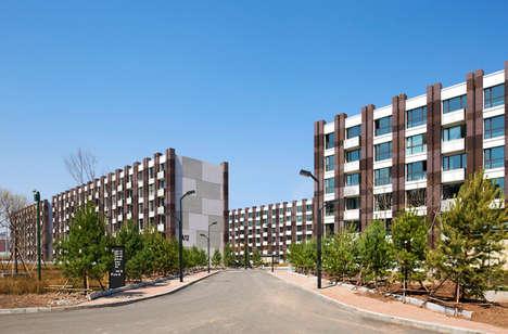 View-Focused Apartment Complexes