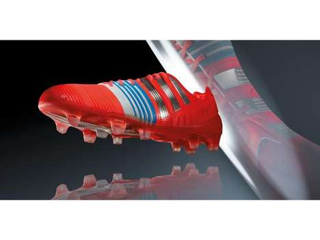 Turbocharged Soccer Shoes
