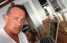 Celebrity Typewriter Apps - Tom Hanks Released a Vintage Typewriting App Called Hanx Writer