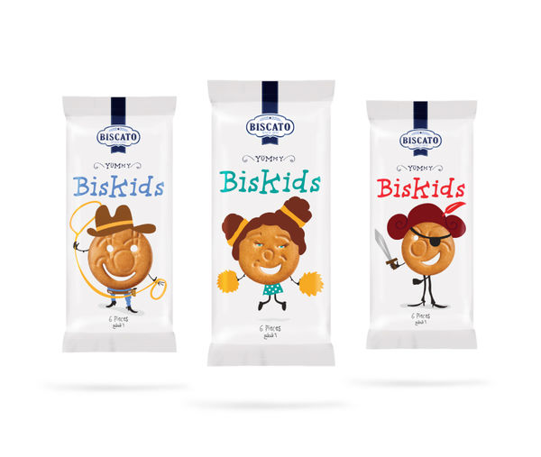 65 Examples of Packaging for Kids
