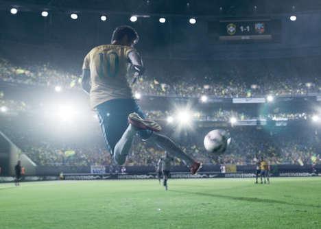 Bamboozling Soccer Ads