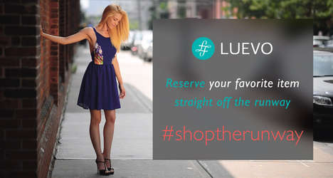 Shop-the-Runway Services