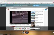Collective Video Services - Rabbit Video Chat Lets You Remotely Watch Videos With Others