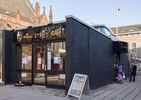 Multi-Purpose Social Cafes
