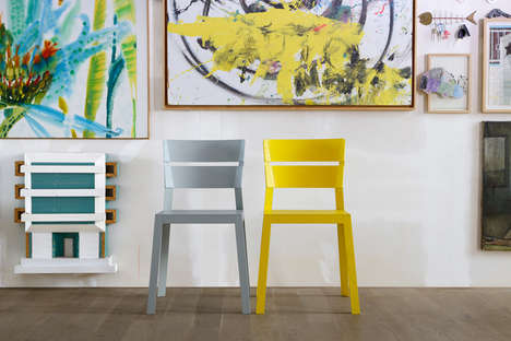 Fruit Box-Inspired Chairs