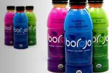 Aphrodisiac Energy Drinks - The Borojo Energy Drink Beverage is an All-Natural Bedroom Stimulant