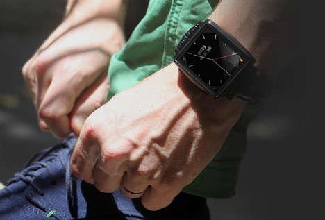 Interchangeable Smartwatches