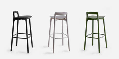 Tree Branch-Inspired Stools (UPDATE)