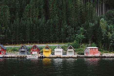Norwegian Countryside Photography