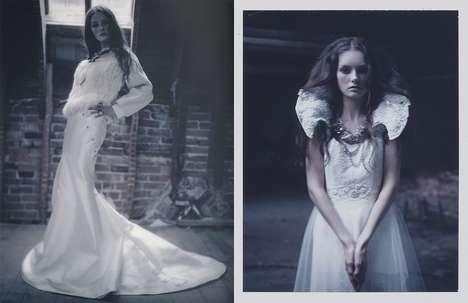 Theatrical Bride Portraits