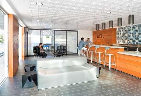 Contemporary Urban Workspaces