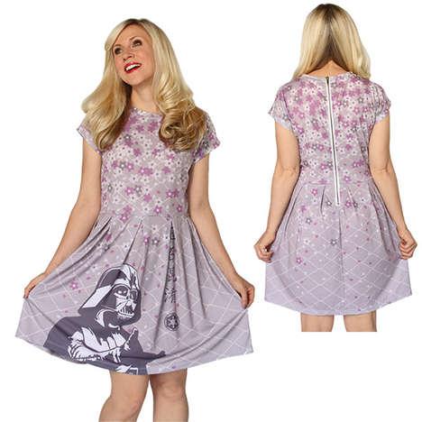 Flirty Sci-Fi Dresses