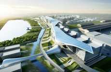 Eco-Friendly Aerospace Hubs - The Asia Aerospace City Hub Will Be Constructed in Malaysia