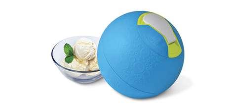 Kickball Ice Cream Makers