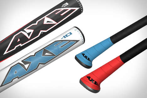 Ergonomic Baseball Bats