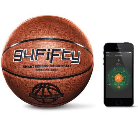 Game-Enhancing Basketballs