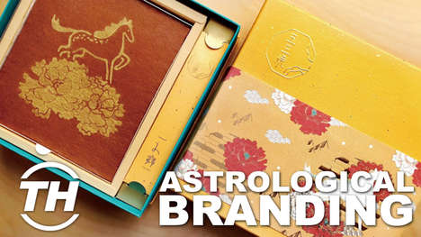 Astrological Branding Finds