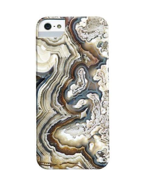 Marbled Mobile Accessories