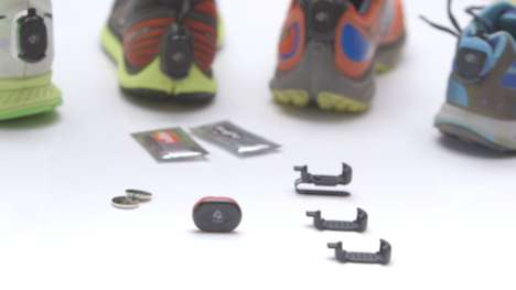 Wearable Running Trackers