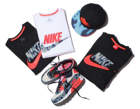 Bleached Denim Sportswear