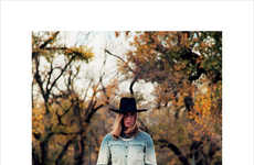 Urban Cowboy Editorials - Carlos Khu's Jansen Andre Image Series is Inspired