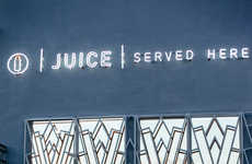 Organic Juice Bars - Juice Served Here is More Than Your Average Juice Company