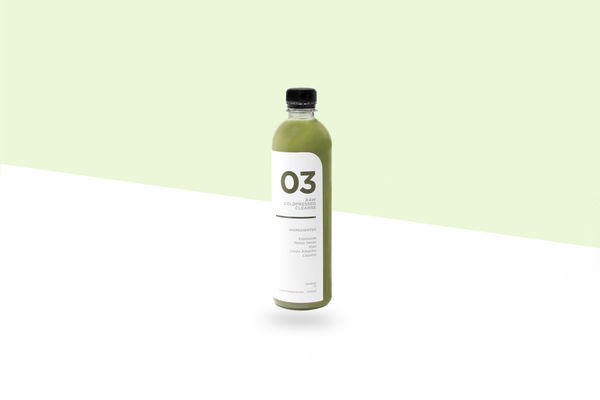 28 Examples of Minimalist Juice Branding