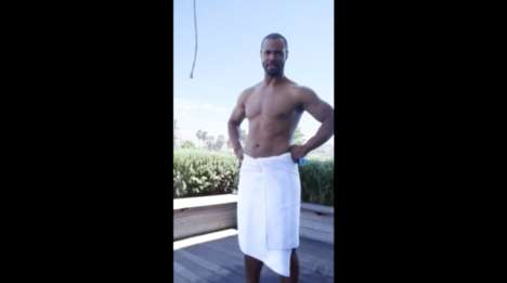 Epic Icy Challenges - Old Spice's ALS Ice Bucket Video is as Epic as Expected
