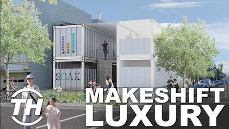 Makeshift Luxury Experiences