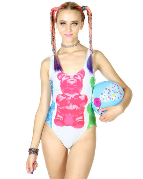 Candy Homage Swimwear