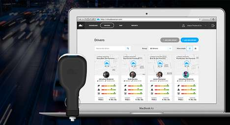 Driver Tracking Devices