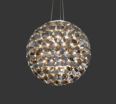 Satellite-Inspired Lighting
