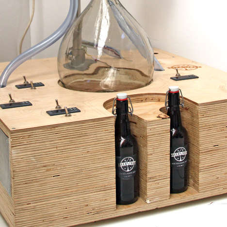 Attractive Brewery Kits - The Beer Tree by Freddie Paul Highlights Home Brewing