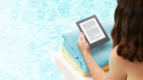 Waterproof e-Readers