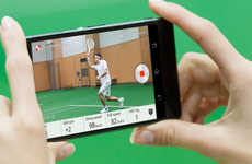 Tennis Training Apps - The Sony Smart Tennis Sensor App Will Teach You To Play Like a Pro