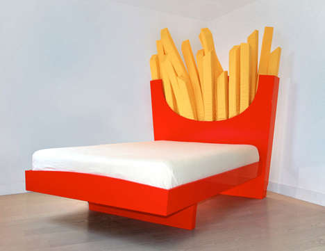 Supersized Fry Beds