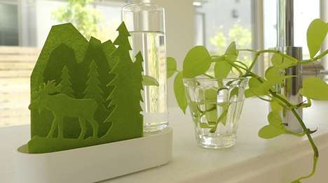 Paper Animal Humidifiers