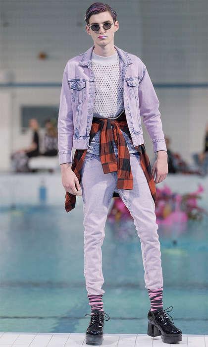 Rugged Seapunk Streetwear