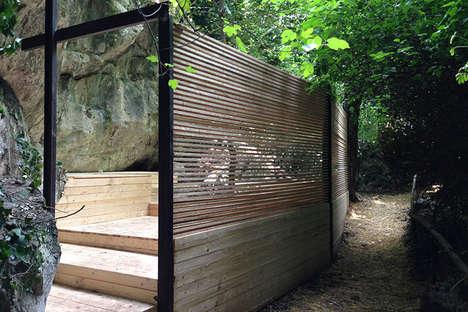 Nature-Integrated Chapels