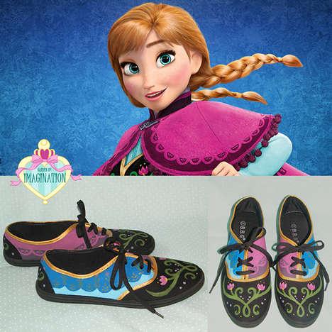 Disney Princess Kicks