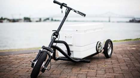 Drink-Chilling Trikes