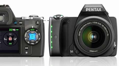Light-Embedded Cameras