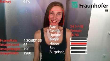 Emotion-Detecting Eyeglass Apps