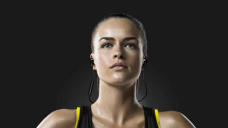 Fitness-Tracking Headphones