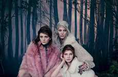 Mystical Woodland Editorials