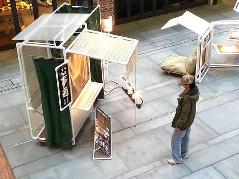 Space-Saving Installations