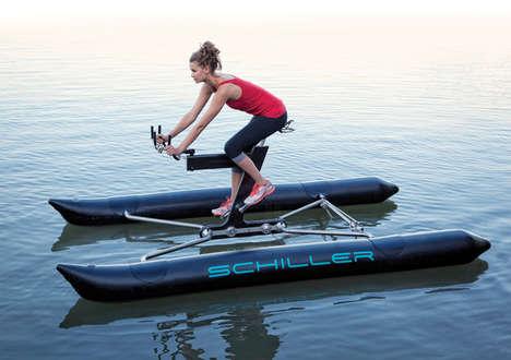 Floating Bike Designs