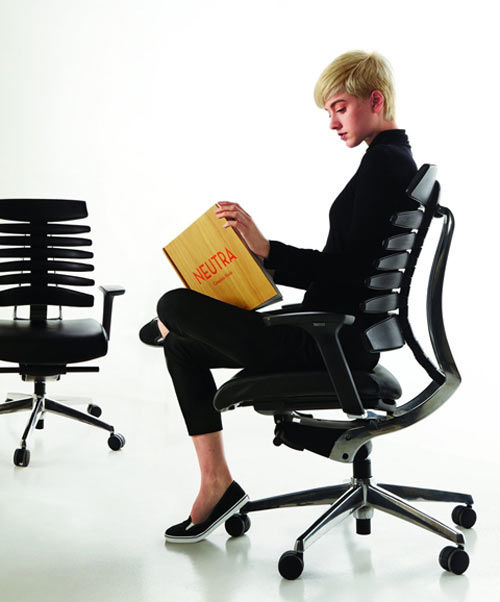 17 Posture-Improving Chairs