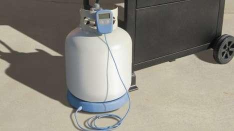 BBQ Gas Gauges
